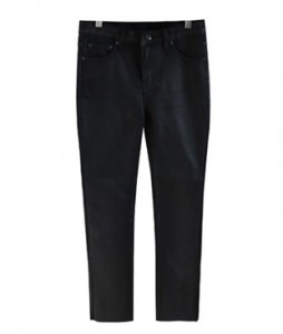 <br> Trendy Cutting coating Pants (napping) <br> [Not returned or exchanged;