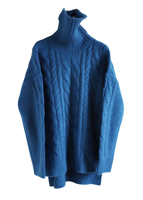<br> Knit Pretty Fetish Polar Knit <br> - Not returned or exchanged;