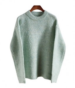 <br> Round Knit <br> [Not returned or exchanged;