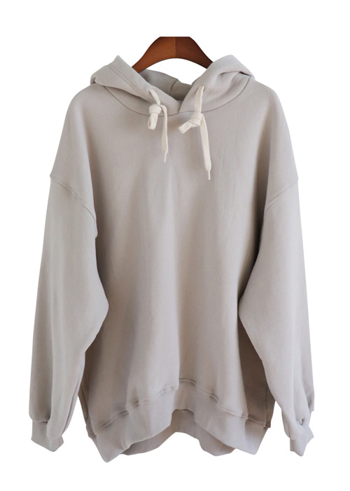 <br> Hoodie brushed Hood Tee <br> - Not returned or exchanged;