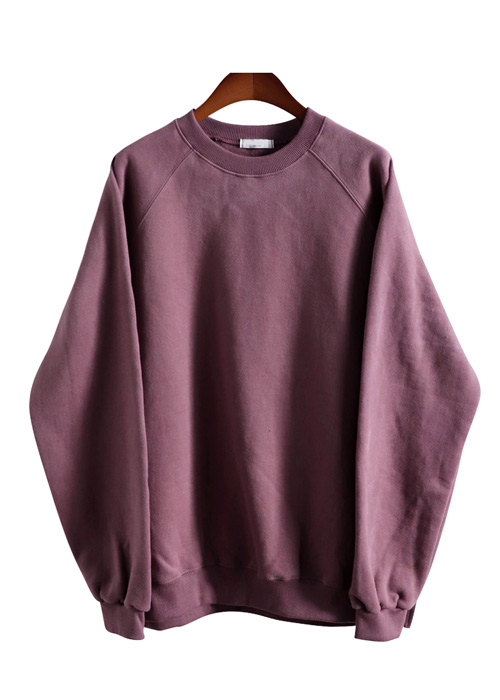 <br> Raglan napping Man to man slit Tee <br> - Can not be returned or exchanged
