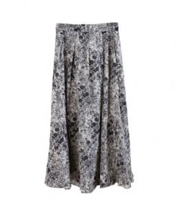 <br> London Floral Skirt <br><br>