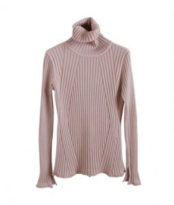<br> Sleek looking Corrugated Paula Knit <br><br>