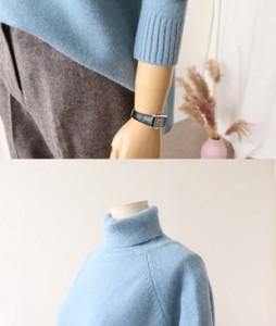 <br> Good Angora Paula Knit <br> <b><font color=#253952>Knit second place product</font></b>