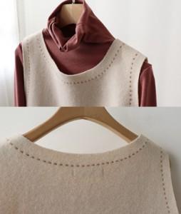 Melman Schietty Sleeveless Dress <br> <font color=#253952>Dress second place product</font>