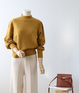 minimum volume sleeve Knit <br> [39000 won-> 28,000 won sale!]
