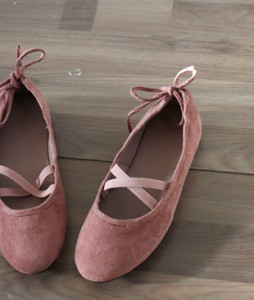 <br> Suede bowknot shoes <br><br>