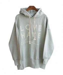 <br> Love Hood Tee <br><br>