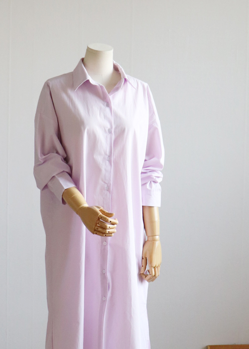 <br> Neat Shirt Long Full Dress <br> - Not returned or exchanged;