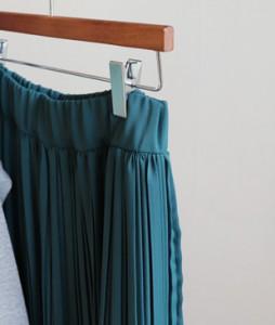 <br> Delicate Wrinkles Skirt <br> <b><font color=#253952>Skirt third place goods</font></b>