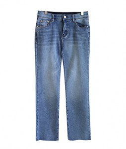 <br> Stretchable Good Inside Banding Denim Pants <br><br>