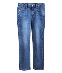 <br> Rover skirt Straight Denim pants <br> <b><font color=#253952>Pants 2nd place</font></b>