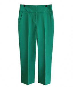 <br> Waist Easy Ankle Slacks <br><br>