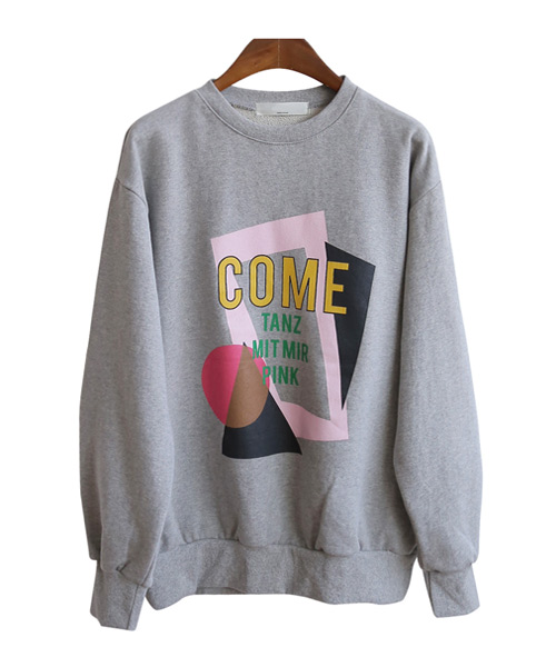 <br> Pink key point Man to man Tee <br><br>