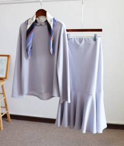 <br> Mermaid Skirt Set <br> - Not returned or exchanged;