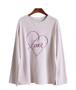 <br> Love embroidery Tegara Tee <br><br>