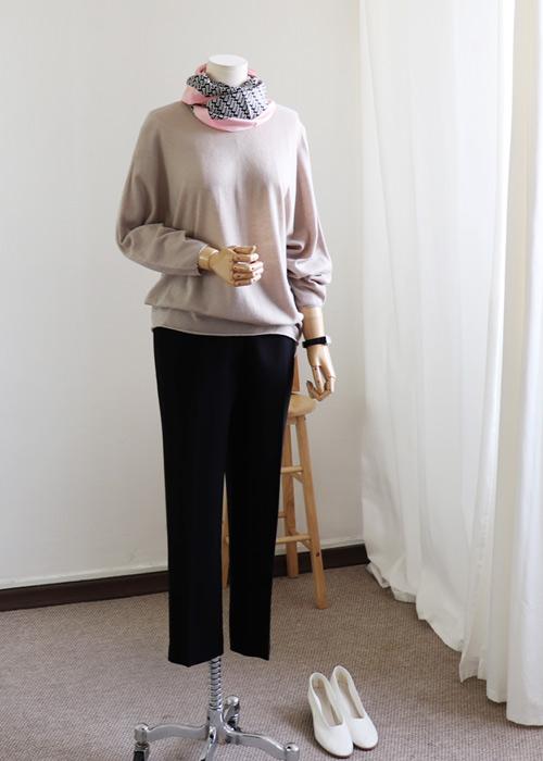 <br> Anna Hulgarment Knit <br> [restock]