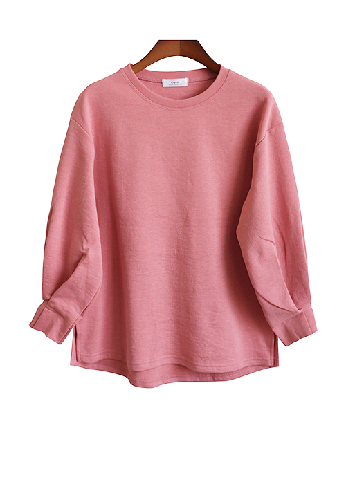 <br> Sleeve wrinkle pretty Tee <br><br>