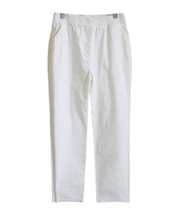<br> Spun Straight Cotton Pants <br> - Not returned or exchanged;