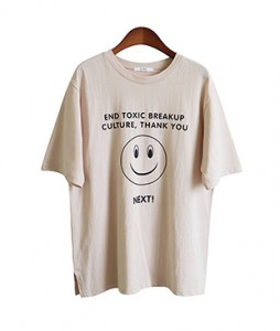 <br> Smile Short-sleeve Tee <br><br>