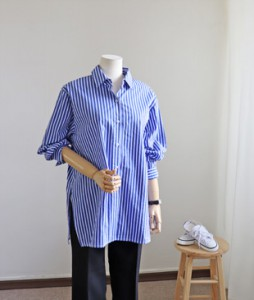 <br> clean Stripe Shirt <br><br>