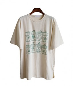 <br> Fresh Short-sleeve Tee <br><br>