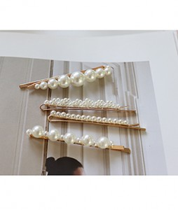 <br> Pearl thread pin 4SET <br><br>