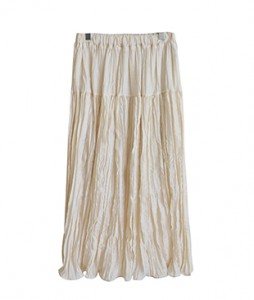 <br> Rosen Wrinkle Banding Skirt <br><br>