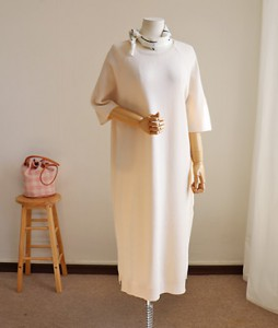 <br> Atelier Cool Knit Dress <br><br>