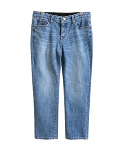 <br> Straight Denim Pants <br><br>
