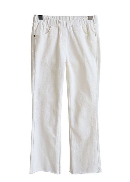 <br> Boot cut Banding Pants <br><br>