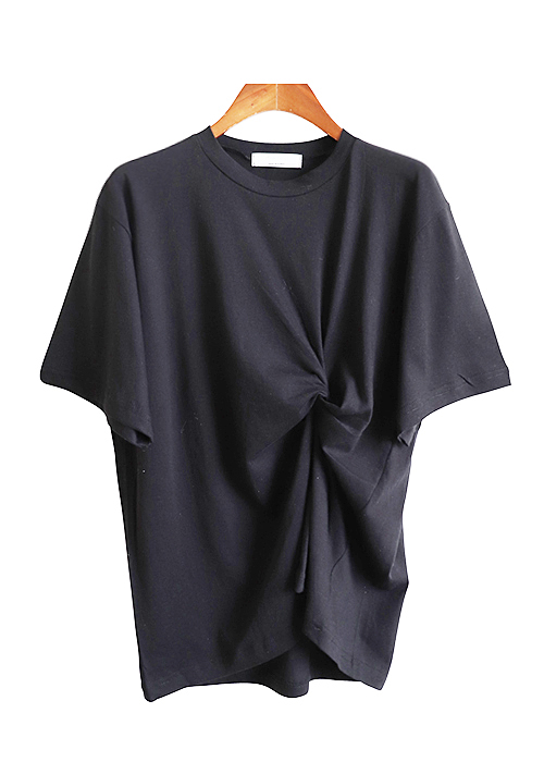 <br> Style-up Twist Short-sleeve Tee <br><br>