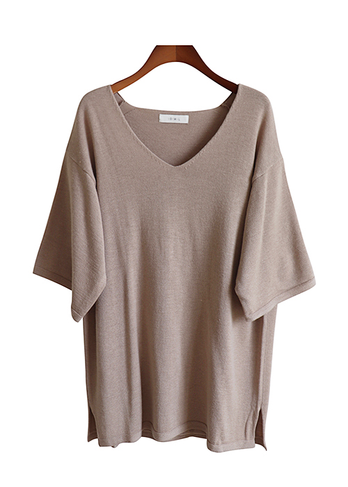 <br> Wicked V-neck Loose Knit <br><br>
