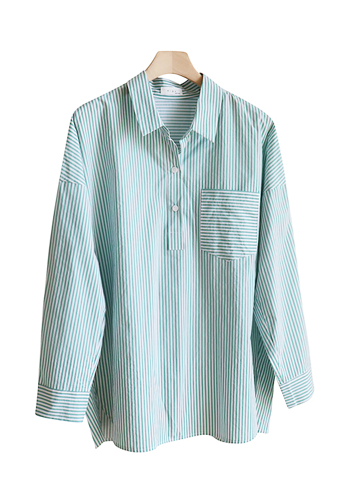 <br> Mika Van Open Shirt <br> - Not returned or exchanged;
