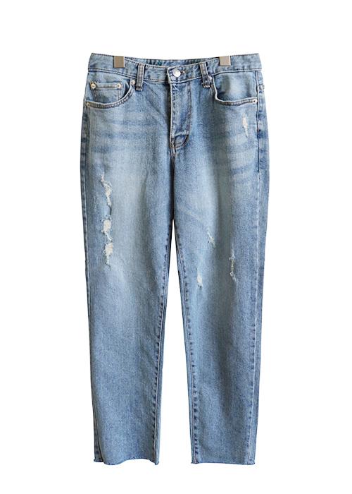 <br> Noah Vintage Denim Baggy Pants <br><br>