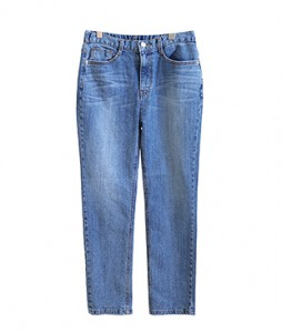 <br> 쫀쫀 Span Baggy Denim Pants <br><br>