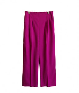 <br> Pinch Charlotte Slacks <br> <b><font color=#253952>Pants 2nd place</font></b>