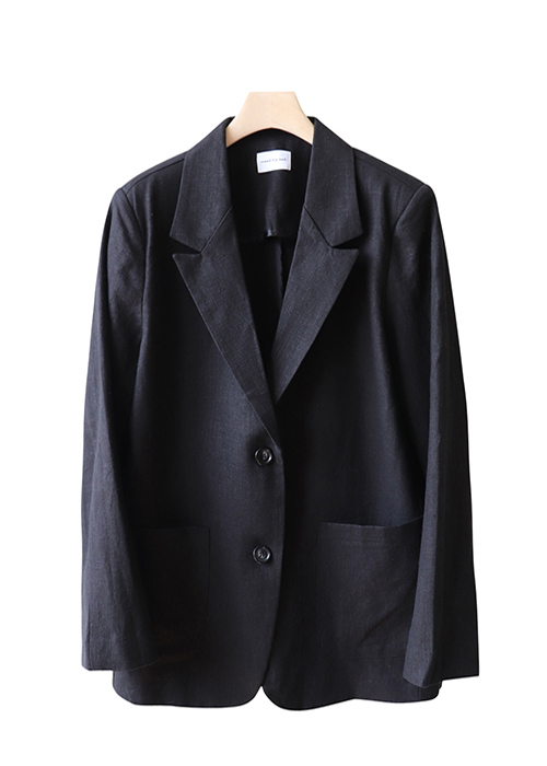 <br> Advanced Jin Rami Linen Jacket <br><br>
