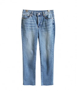 <br> Rookie Span Straight Denim Pants <br><br>