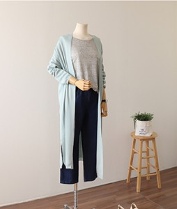 <br> V OpenSoft Long Cardigan <br><br>