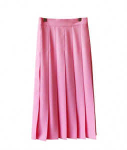 <br> Vivid Wrinkles Skirt <br> - Not returned or exchanged;
