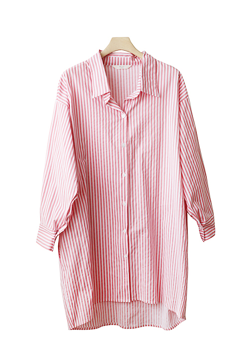 <br> Catch Mid Tiga Long Shirt <br> <b><font color=#253952>2nd place blouse</font></b>