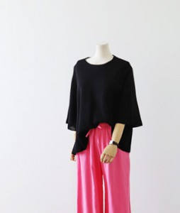 <br> Natural Banding Pink Pants <br><br>