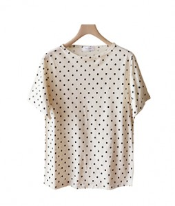 <br> Summer Dot Short-sleeve Tee <br><br>