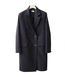 <br> Everywhere good double Long Jacket <br><br>
