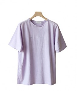 <br> Material Good Seal Lettering Tee <br><br>