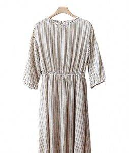 <br> Lamy Linen Banding Dress <br><br>
