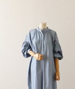 <br> Mary and Shearing Boxy Long Dress <br><br>