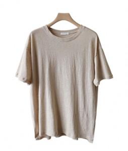 <br> Juke Linen Short-sleeve Tee <br><br>