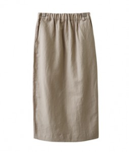 <br> Soft Linen H Skirt <br> <b><font color=#253952>1st item in skirt</font></b>